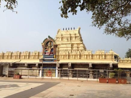 Bhadrakali temple approach