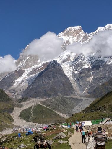 View of Kedarnath