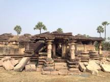 Ghanpur temples can be explored