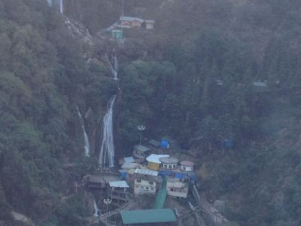 Kempty falls on the way to Mussoorie