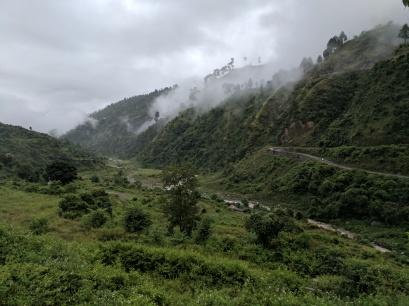 On the way to Uttarkashi