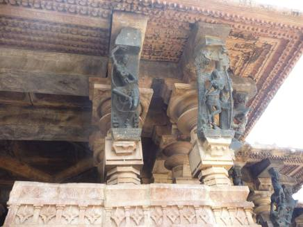 Ramappa temple sculptures