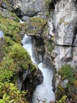 River Saraswati gushing near Mana