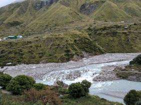 River Saraswati meets River Alaknanda