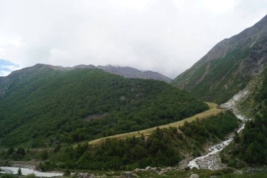 Views on the way to Chitkul