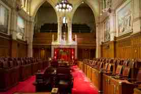 Canadian Parliament House of Lords