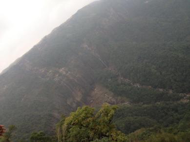Cherrapunji waterfall