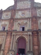 Churches at Panjim