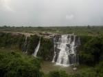 Ethipothala Falls overview