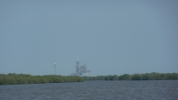 Kennedy Space Center view of Launch pad