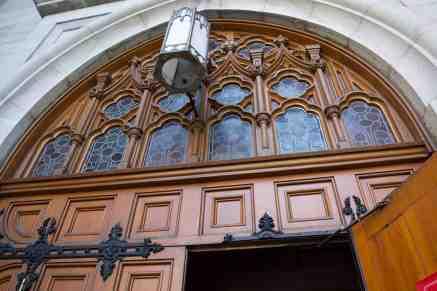 Notre-Dame Entrance Montreal
