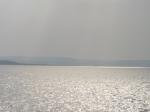 The reservoir side