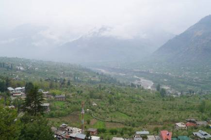 Views in Naggar