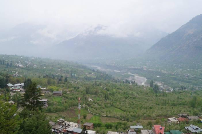 Views in Naggar