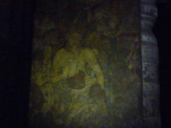 Ajanta painting