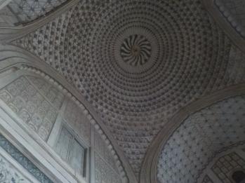 Ceiling at Bibi ka Maqbara