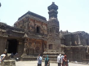 Ellora Temple side 2