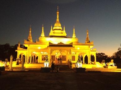 Golden Pagoda Namsai