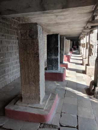 Someshwar Museum inscriptions