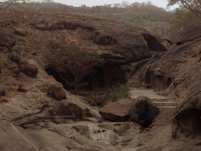 Kanheri Caves a resort?
