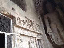 Kanheri Caves Inside