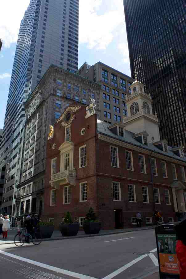 Walking on the Freedom Trail