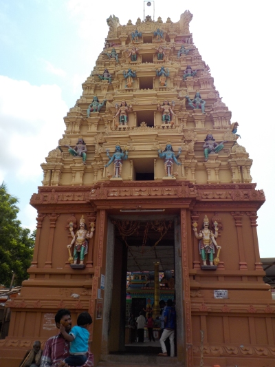 Antarvedi Temple