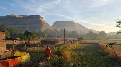 Village walk near Igatpuri