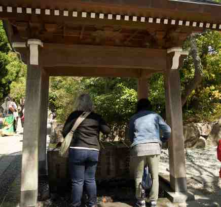 Kamakura Washing Hands