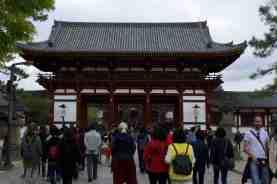 Nara Todaiji Temple Perimeter