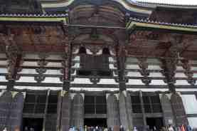 Nara Todaiji Temple Roofline