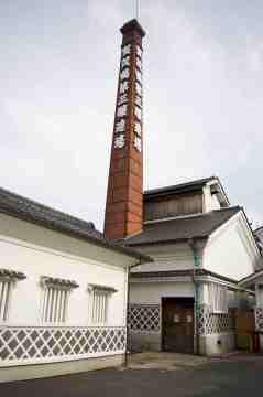Sake Tour Kamotsuru Sake Brewery