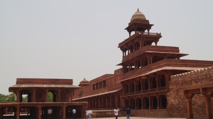 5 Stories at Fatehpur Sikri