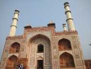 Akbar's Tomb Sikandra in Agra