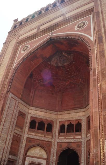 Buland Darwaza Fatehpur Sikri Front View