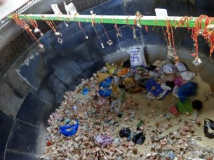 Donation & Cooking pot at Dargah Sharif Ajmer