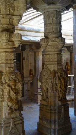 Jain Temple inside the fort