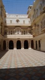 Junagarh Fort Courtyard