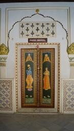 Junagarh Fort Doors Art