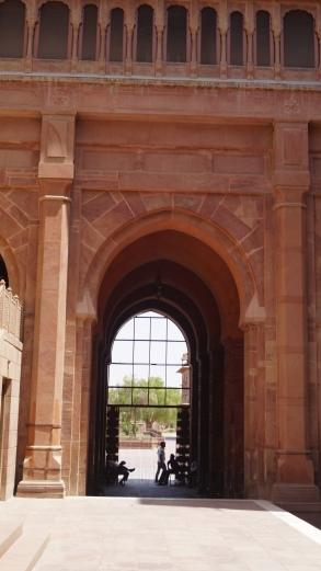 Junagarh Fort Entrance