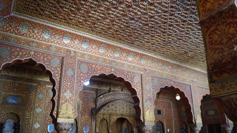 Junagarh Fort Mezmerizing Walls