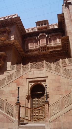 Junagarh Fort near the entrance
