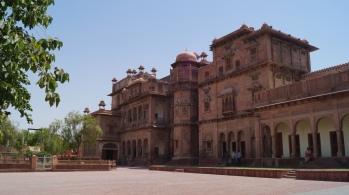 Junagarh Fort outside view