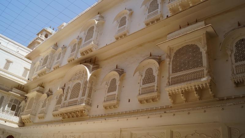 Junagarh Fort Screened Windows