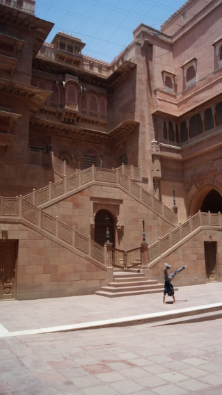 Junagarh Fort Tourist Entrance