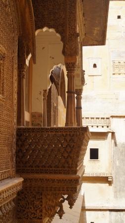King's Palace Balcony