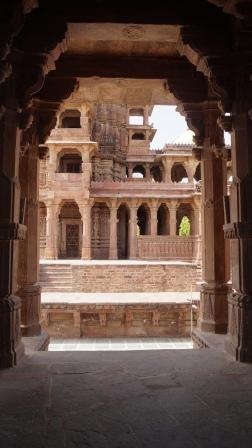 Mandore Garden Architecture