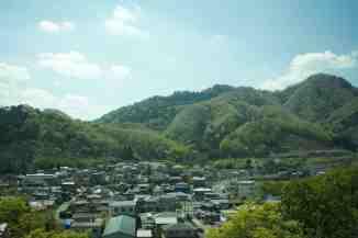 Mt Fuji - Villages along the way