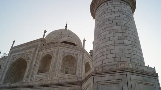 Perfect Blocks the Taj