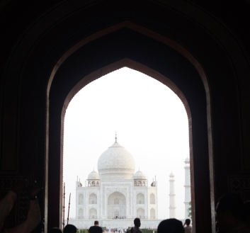 Taj Mahal - First Peak - Jaw Drop